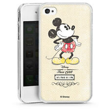 Apple iPhone 4s Handyhülle Hülle Case - Mickey Vintage