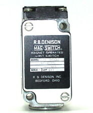 R.B. Denison Magnetic Limit Switch, SG0-8003, Used, Good Condition