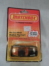 1988 Matchbox Mazda RX7 with Original Packaging