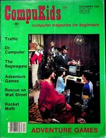 CompuKids Magazine for Beginners December 1982 Vol. 1, No. 7  D10B0558