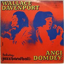 Jazz Band Ball LIVE with Wallace Davenport and Angi Domdey - Vinyl LP Near Mint