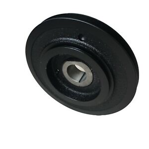 "New Crank Crankshaft Pulley Balancer MGB 1975-80 Correct 6"" Diameter"