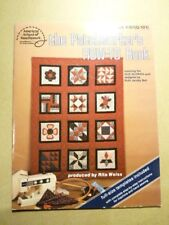 New listing The Patchworkers How-To Book Rita Weiss Templates Included Book 4101 Dated 1981