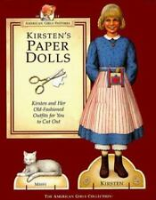 The American Girls Collection Pastimes: Kirsten's Paper Dolls