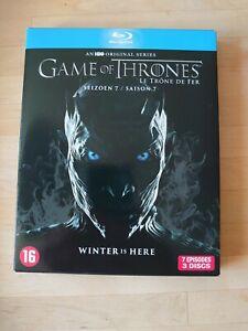 Game of Thrones - Die komplette 7. Staffel - Blu-ray