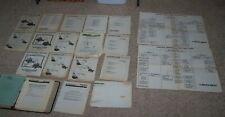 Huge Lot of Lawn Boy Operators Manuals And More L@K!