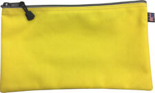 Yellow Color  K.T. 5139C Cordura Zipper Tool Bag  7 x 12.5 Inches Made in USA