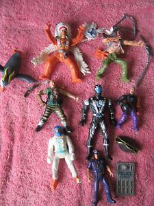 Bulk toy figures