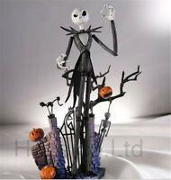 The Nightmare Before Christmas Jack Action Figure Nuevo en caja 20cm