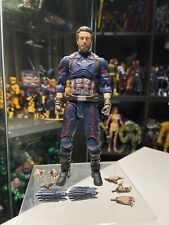 "Diamond Select Disney Store Infinity War Captain America 7"" LOOSE FIGURE ONLY"