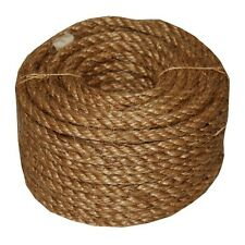 T.W . Evans Cordage 26-055 5/8-Inch by 100-Feet 5 Star Manila Rope New