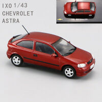IXO Toy 1:43 SCALE CHEVROLET ASTRA 1999 UNFORGETTABLE Classic DIECAST CAR MODEL