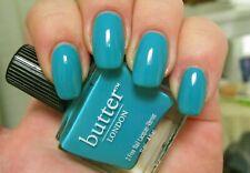 Butter London Nail Polish Lacquer Slapper Blue 6ml/0.2oz