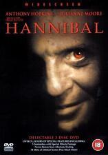 Hannibal (2 DVD Set / Anthony Hopkins / Ridley Scott 2001)