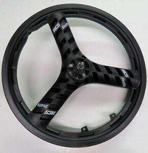 GT ACS Stealth Mag Wheel Front BMX Bike Usa Dyno 3 Tri Spoke Old Mid School