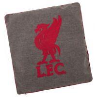 Liverpool F.c. Herringbone Cushion