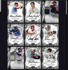 2020 Topps Bunt *DIGITAL* Tier One Signature & Relic PYC 2 For $1