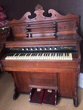 More details for chicago cottage antique harmonium piano organ