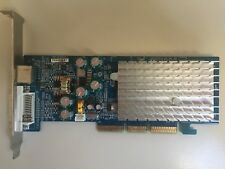 Scheda video agp Nvidia GeForce FX5200LE 128mb