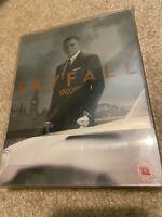 Skyfall 007 Steelbook BluRay + DVD + Digital Copy BRAND NEW SEALED