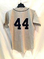 Atlanta Braves Hank Aaron jersey-Negro League throwback styled-L-Classic Gear