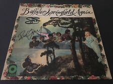 Buffalo Springfield SIGNED Buffalo Springfield Again LP Album Vinyl X2 PROOF
