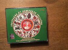 Treasures of Romanian Folklore  [5 CD Box] Rumänien Folk NEU OVP Iordache