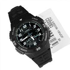 Casio AQ-S800W-1BJ Original New Analog Digital Tough Solar WR100M Watch AQ-S800