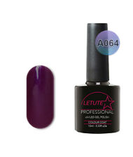 A064 LETUTE™ Lilac Sparkle A Series Soak Off Gel Nail Polish 10ml