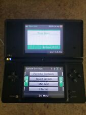 Nintendo DSi Pokemon Version Black Handheld System