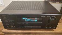 ONKYO A-SV610PRO Audio Video Amplifier Dolby Surround Pro Logic Excellent Condit
