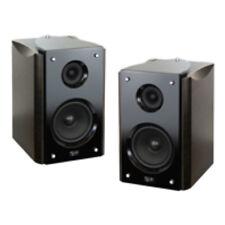 Lautsprecher Regalbox Set Dynavox Hifi LS-700B Dunkelbraun, Paar