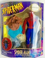 SPIDER-MAN 12' ACTION FIGURE SPECIAL COLLECTOR'S EDITION TOY BIZ 1995 TAF-1