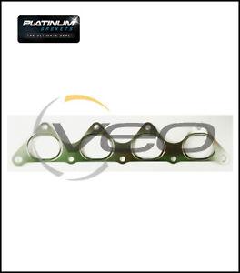 PLATINUM EXHAUST MANIFOLD GASKET FITS MITSUBISHI FTO DE2A 1.8L 4CYL 1992-2002