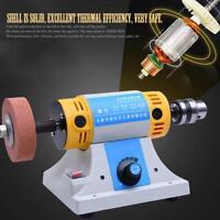 Kit Smerigliatrice Mola Da Banco Lucidatrice Flessibile 220V Per Legno Giade