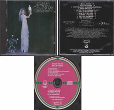 STEVIE NICKS Bella Donna 1981 West Germany TARGET Pink Face CD Fleetwood Mac 80s