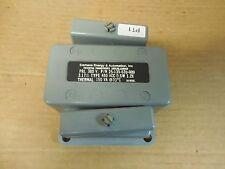 SIEMENS POTENTIAL TRANSFORMER 25-135-639-009 380V VOLT 150VA 150 VA TYPE 460
