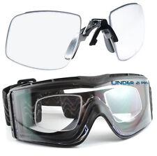 Insert optique en métal pour X810 masque Bollé Tactical RX adaptateur correction