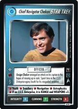 Star Trek CCG MM Mirror Mirror Chief Navigator Chekov 67R