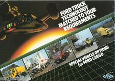 Truck Brochure - Ford - Special Vehicle Options - Cargo - Pan Am B747 SP (TB703)