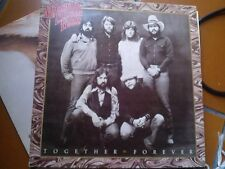 "LP 12""  TOGETHER FOREVER THE MARSHALL TUCKER BAND GATEFOLD CAPRICORN EX/EX++"