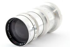 *Exc+++++* Zeiss Opton Sonnar T 135mm f/4 For Contax RF Mount From JPN*543
