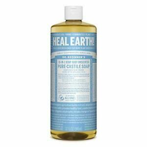 Dr Bronner'S   Baby Castile Liquid Soap   1 x 946ml