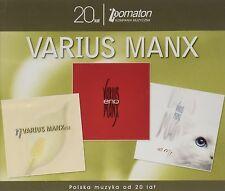 Varius Manx - Eta, Eno, Emi (CD 3 disc) Kolekcja 20-lecia Pomatonu NEW