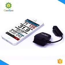 CooSpo BK8 Cycling Speed Cadence Distance Sensor Compatible with Smartphone GPS
