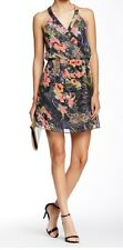 Laura Dress Color Fall Tropical New MSRP $118 Size 4 Sexy