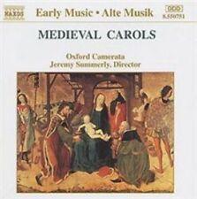 Oxford Camerata Medieval Carols CD 2006