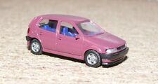 W8   Wiking 36/1 VW Polo schwarz/violett