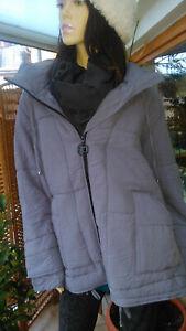 kuschelige Jacke von Kekoo in Gr. 3 oder 4 in schwarz oder grau