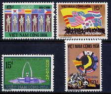VIETNAM, SOUTH Sc#468-71 1974 South Vietnam's Allies MNH